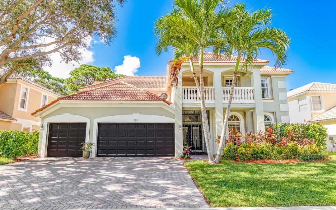 190 Lone Pine Dr, Palm Beach Gardens, FL 33410